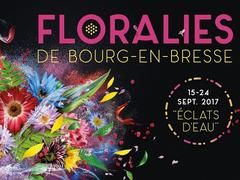 Inauguration des Floralies